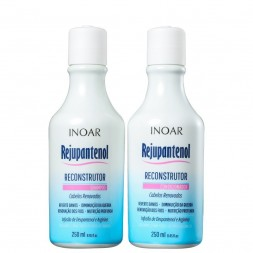 Kit Shampoo+Condicionador Rejupantenol Inoar - 250ml
