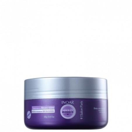 Kit Shampoo + Condicionador Absolut Speed Blond Inoar - 250ml