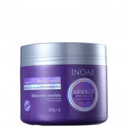 Kit Shampoo + Condicionador Macadâmia Oil Premium Inoar - 250ml